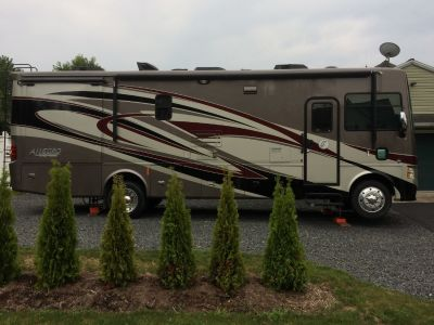 2013 Tiffin Motorhomes ALLEGRO OPEN ROAD 31SA