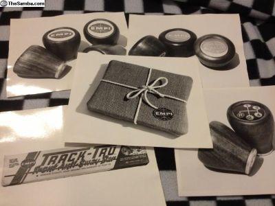 Original Empi catalog photos shift knobs