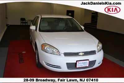 2013 Chevrolet Impala LS Fleet (Summit White)