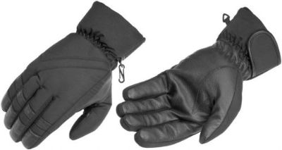 Purchase River Road Boreal TouchTec Leather Gloves Black motorcycle in Holland, Michigan, United States, for US $54.67