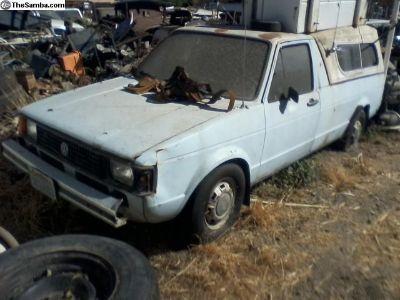 1974 Rabbit Pickup