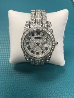 Men's Croton Austrian Crystal Watch