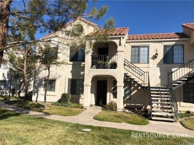 Gated 2 Bedroom Double Master Condo For Rent in Palmdale!