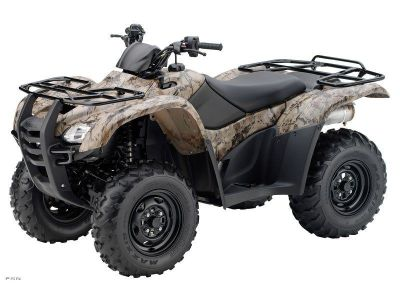 2013 Honda FourTrax Rancher AT with EPS Utility ATVs Boise, ID