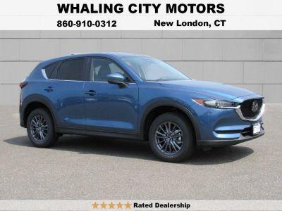 2019 Mazda CX-5 (Eternal Blue Mica)