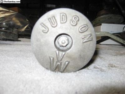 Original Judson Supercharger Parts