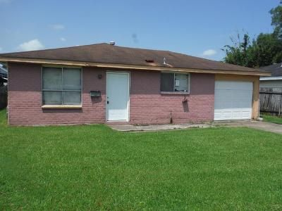 3 Bed 1 Bath Foreclosure Property in Westwego, LA 70094 - Phyllis Dr