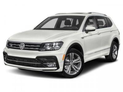 2019 Volkswagen Tiguan SEL R-Line Black (Pyrite Silver Metallic)
