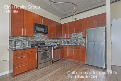 Apartment Rental - 1401 S State St