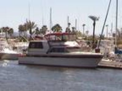 55' Californian 55 Cockpit Motor Yacht 1987