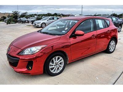 2013 Mazda Mazda3 i Touring (VELOCITY RED MICA)