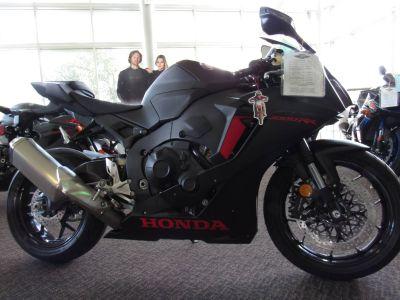2017 Honda CBR1000RR SuperSport Motorcycles Irvine, CA