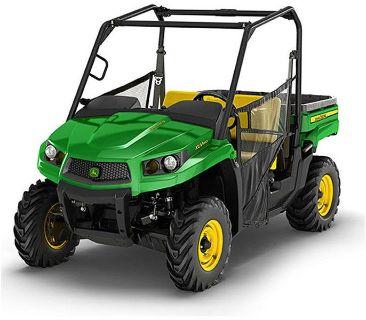2017 John Deere Gator XUV590i Side x Side Utility Vehicles Wichita Falls, TX