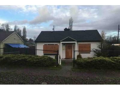 3 Bed 1 Bath Foreclosure Property in Tacoma, WA 98404 - E 34th St
