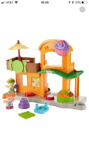 New Fisher Price Teaching Manners Market