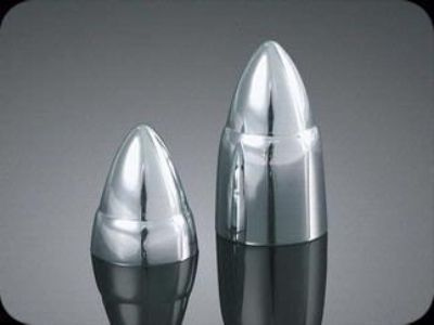 Purchase Kuryakyn Chrome Bullet Covers Honda VTX 1231 motorcycle in Ashton, Illinois, US, for US $26.99