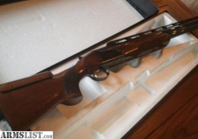 For Sale: BROWNING - CITORI - PLUS - 12 GAUGE. USED.