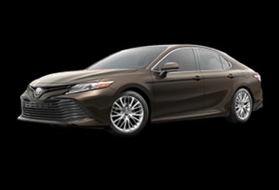 2018 Toyota Camry XLE V6 (Brownstone)