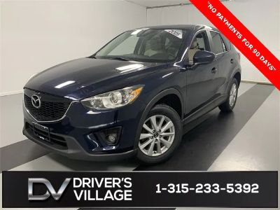 2015 Mazda CX-5 Touring (Deep Crystal Blue Mica)