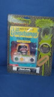 The Goosebumps Scare Pack
