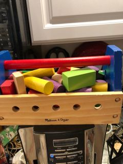 Little tool box but with blocks