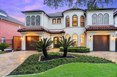 917 Mulberry Lane Bellaire Texas 77401