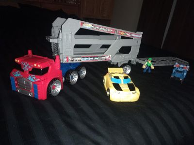 Transformers tow truck- South Portland