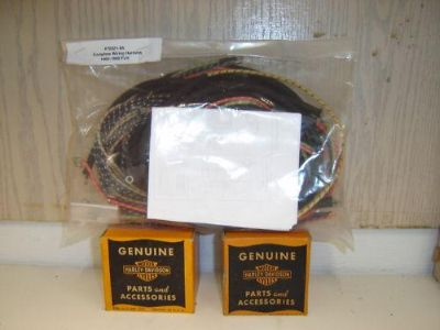 panhead cleveland classifieds claz org wiring harness retainer clips sell harley panhead shovelhead wiring harness 1965 to 1969 motorcycle in mentor, ohio, us