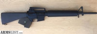 "For Sale: AR 15 20"" 5.56"
