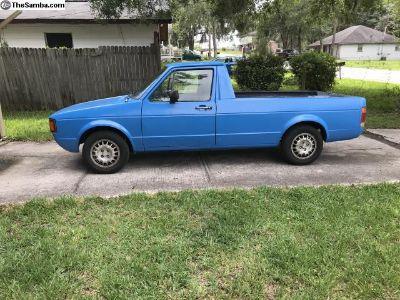 1981 Rabbit Pickup