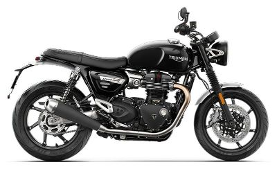 2019 Triumph Bonneville Speed Twin Cruiser Frederick, MD