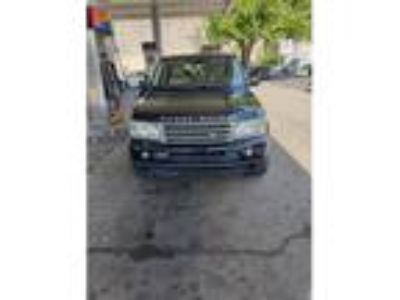 2006 Land Rover Range Rover Sport for Sale by Owner