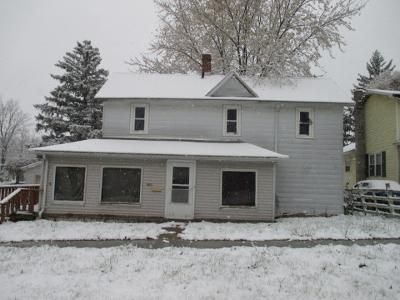 3 Bed 1 Bath Foreclosure Property in Ithaca, MI 48847 - N Maple St