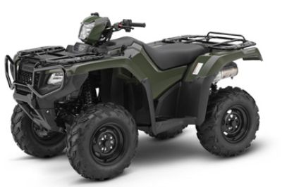 2018 Honda FourTrax Foreman Rubicon 4x4 Automatic DCT Utility ATVs Long Island City, NY