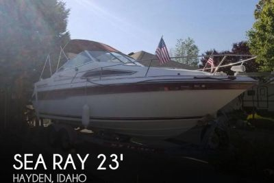 1991 Sea Ray 220 Sundancer