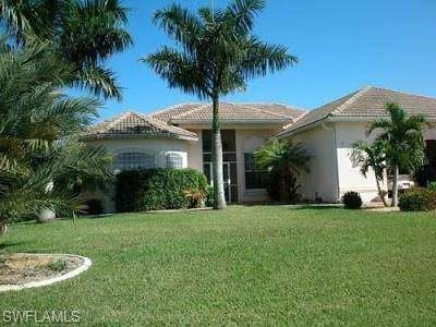5413 SW 25th PL Cape Coral Three BR, Vacation in Paradise and own