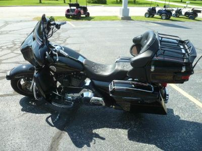 2001 Harley-Davidson FLHTCUI Ultra Classic Electra Glide Touring Motorcycles Union Grove, WI