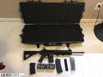 For Sale: M&P 15T AR-15