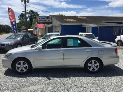 2003 Toyota Camry LE (Silver)