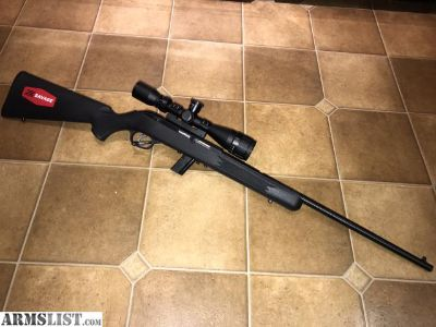 For Sale: Savage Model 64 .22 lr