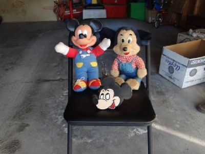 $999 OBO Mickey Mouse Collectibles