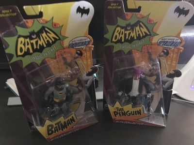 Batman classic tv series adult collector set sealed in package