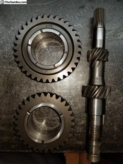 FTC / ERCO TYPE 1 GEAR STACK
