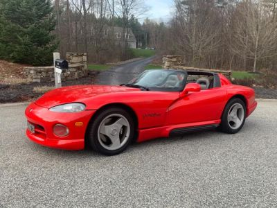 1993 Dodge Viper RT/10 (Red)