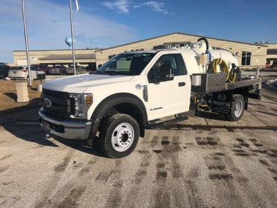 2018 FORD F550 XL SD