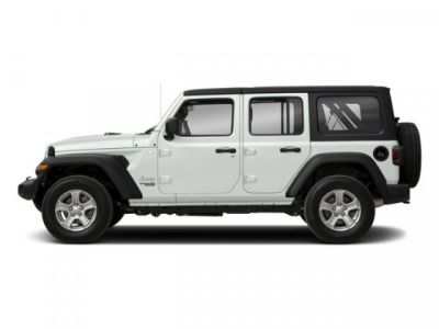 2018 Jeep Wrangler Unlimited Rubicon (Bright White Clearcoat)