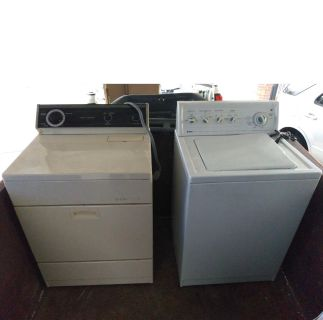GUC washer/dryer