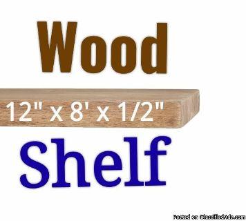 Shelf - wood