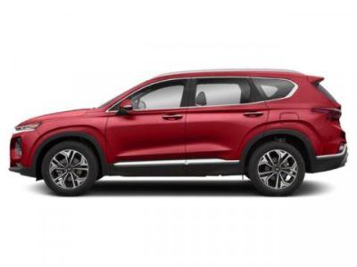 2019 Hyundai Santa Fe SEL Plus FWD (Scarlet Red)
