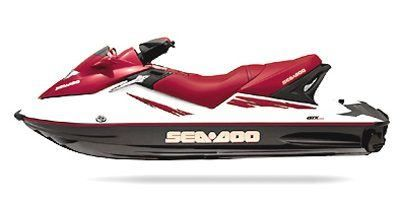 2003 Sea-Doo GTX 4-TEC 3 Person Watercraft Afton, OK